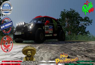 MINI ALL4 300 DAKAR v1.5.0.0