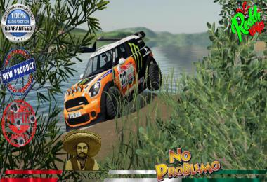 MINI ALL4 312 DAKAR v1.5.0.0