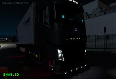 Non-Flared Vehicle Lights Mod v4.0 by Frkn64