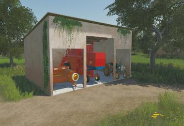 Old Small Shed v1.0.0.0