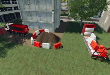 Plastic Road Barrier Pack v2.0.0.0