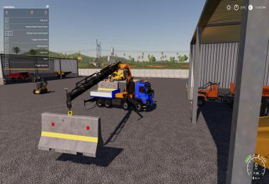 Road Barrier v2 Final V1.1