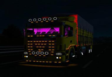 Scania 124G 360 v1.1 (fixed Dealer) 1.37 - 1.38