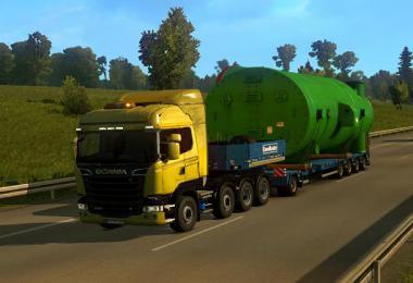 Scania R & Streamline (Brazilian Style) v1.0