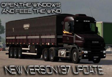 Scania T & T4 Brazilian Edit 1.37 and 1.38