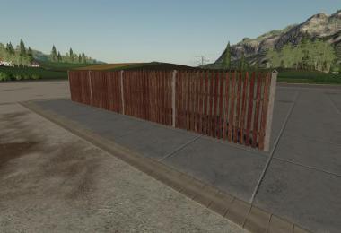 Selfmade Fence v1.0.0.0
