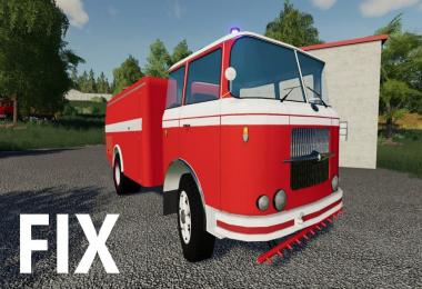 Skoda 706 CAS 25 Fixed v1.1