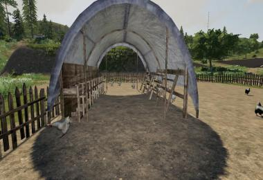 Sosnovka Chicken Pen v1.0.0.0