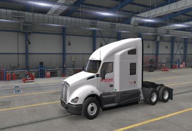 Star Transport Inc. Skins for SCS Default Trucks v2.2