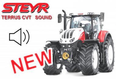 STEYR TERRUS CVT (SOUND) v1.0.0.0