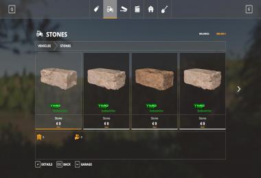 Stone Pack v1.0.0.0