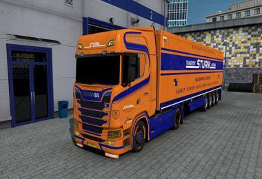 Sturm Transport skin v1.0