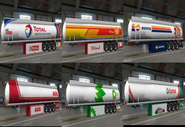 Trailer Skin Pack for MDModding Ownable Fuel Cisterns 1.38