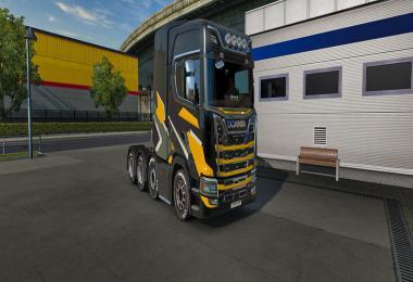 TUNER liveries for Scania S v1.0
