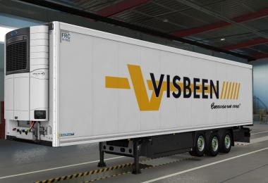 Visbeen for Krone Cool Liner 1.38