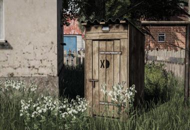 Wooden Toilet v2.0.0.0