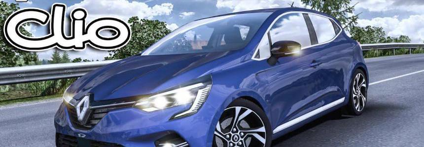 Renault Clio 1.38