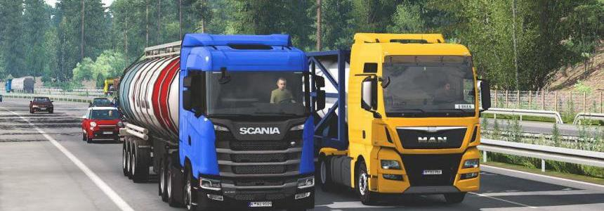 [ATS] Sound Fixes Pack v20.50 1.38.x