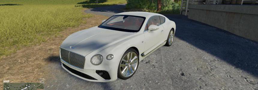BENTLEY GT Black Edition v1.0.0.0