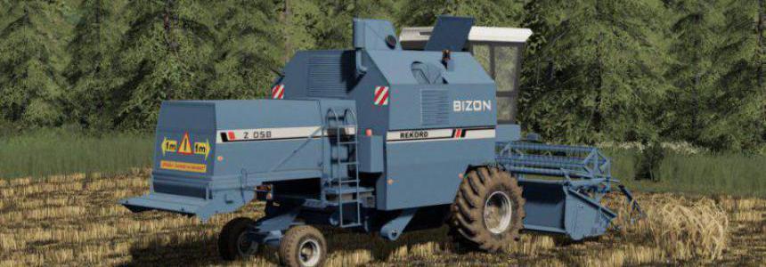 Bizon REKORD Z058 BY USER12 v1.0