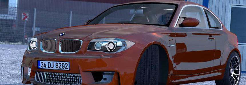 BMW 1M E82 V1R40 1.38