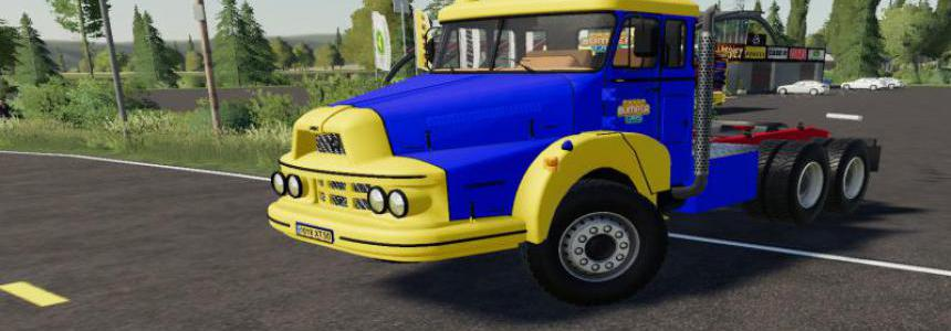 BumperTruck UNIC v2.0.0.0