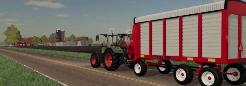 Dion 1060 steel Forage Wagon v1.0.0.0