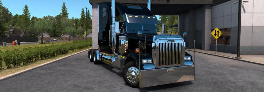 Freightliner FLD132 1.38