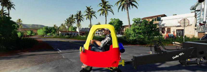 Little tykes kid toy car v1.0.0.0