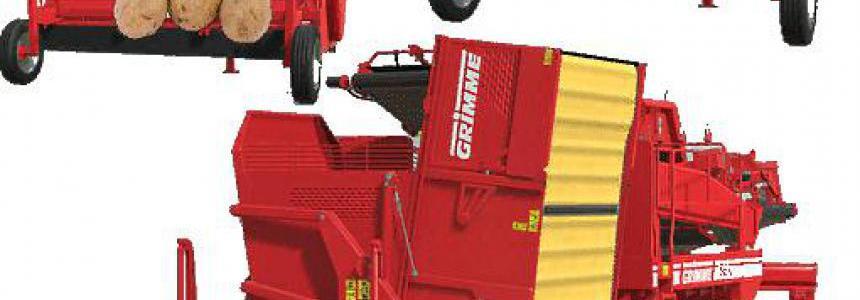 Grimme Pack SE260 KS75 v1.5.0