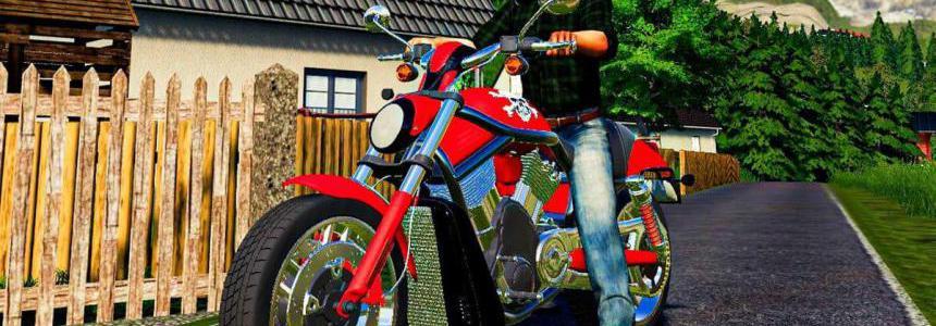 Harley Davidson 1100cc v1.0.0.0
