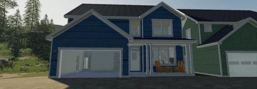 Houses Pack v1.0.0.0