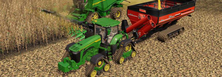John Deere 7R,8R,8RT,8RX 2020 US-Version v1.1