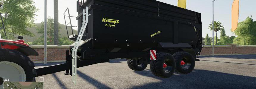 Krampe Bandit 750 by SN v1.0.0.0