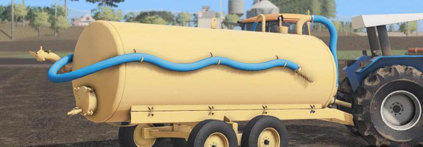 Liquid Organic Fertilizer Dispenser v1.0.0.0