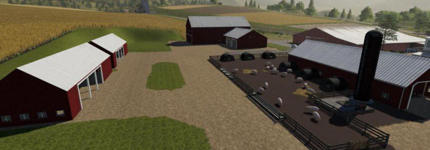 Lone Oak Pig Farm Pack v1.0.0.0