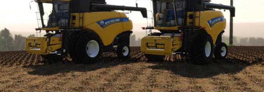 New Holland CR5080 v1.0.0.0
