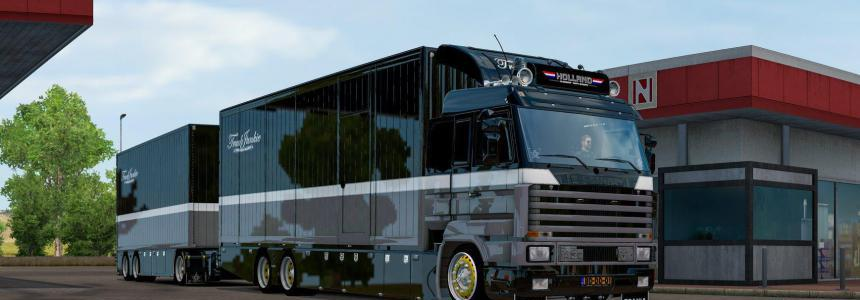 SCANIA 143M THE OLD PIRATE 1.38
