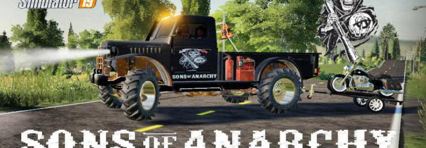 SONS OF ANARCHY TRUCK v2.0.0.0