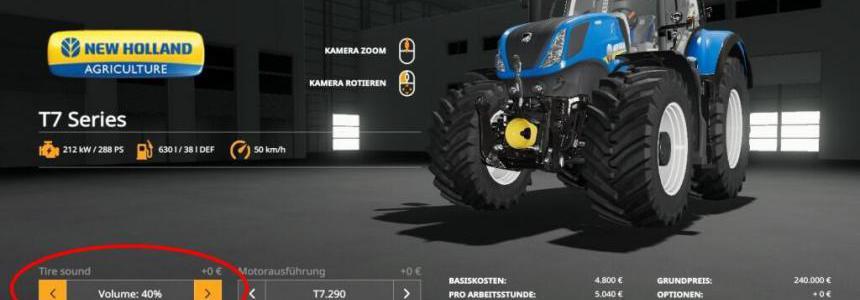 Tire Sound v1.0.0.0