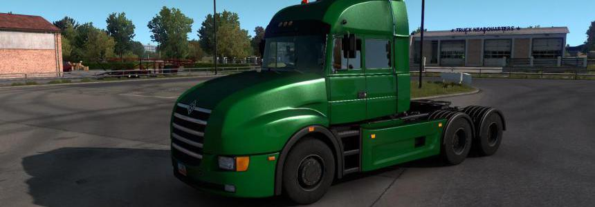 URAL 6464 for ATS - Updated 1.38