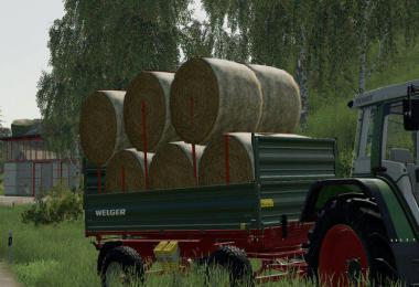 2-AXLE 3-SIDED TIPPER v1.0.0.0