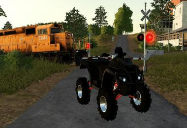 CanAm Outlander 1000 XP XMR Lifted v1.0
