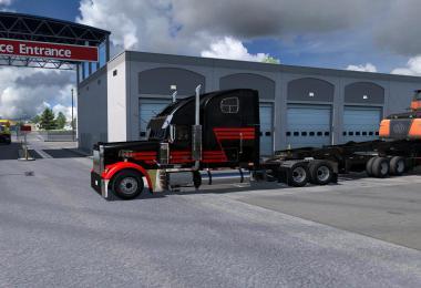 Freightliner classic xl custom 1.38