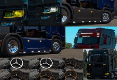 Scania Next Gen Accesories v1.2 1.38