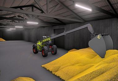 Grain Storage v1.0.0.0