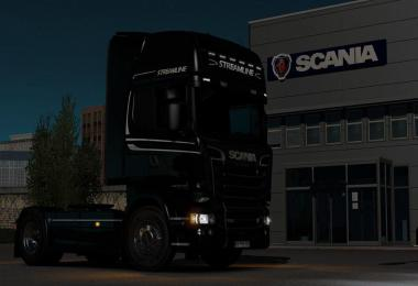 Crown Edition badge for Scania RS by RJL 1.38
