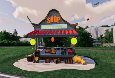 Grocery Shop v1.0.0.0
