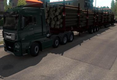 Arctic Triple Logs trailer ownable 1.38