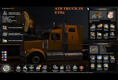 ATS mods in ETS2 1.38